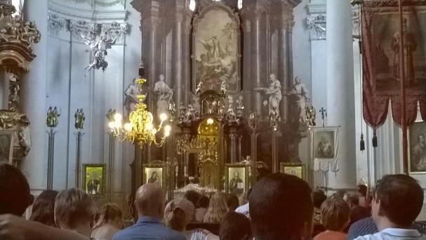 Bagian altar