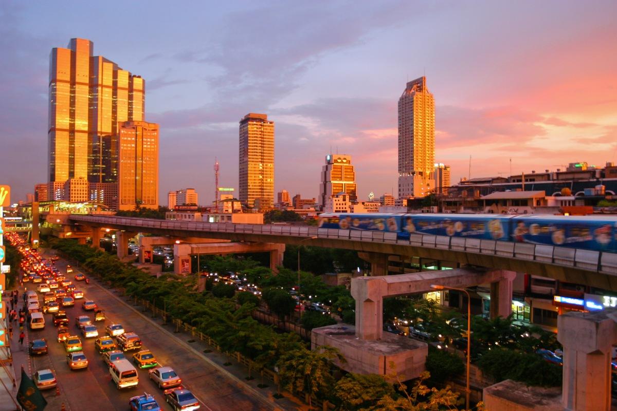 Membandingkan Bangkok dengan Jakarta (Bagian 1)