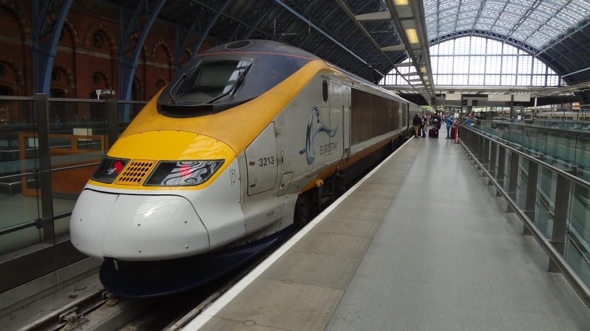 Perjalanan Kereta ke Inggris Pasca Brexit